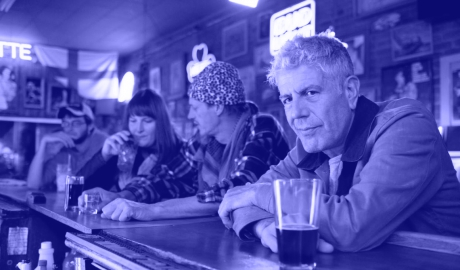 "CNN emite no domingo ""magnífico modo de vida"" do Porto segundo Bourdain Blue"